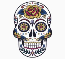Sugar skull by spicydesign