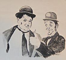 Laurel&Hardy by Natascha22