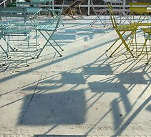 Chairs & Tables by ChrisNilsson
