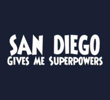 San Diego Superpowers Kids Clothes