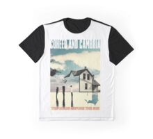 coheed and cambria the color before the sun Tour 2016 AM6 Graphic T-Shirt