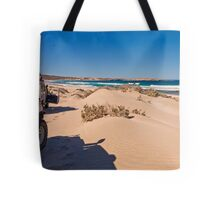 On remote patrol Tote Bag
