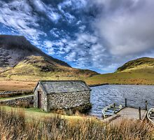 Boating Lake by Darren Wilkes