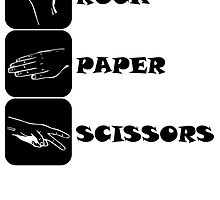Rock Paper Scissors by kwg2200