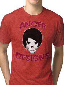 Anger Designs Tri-blend T-Shirt