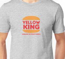 Yellow King Grilled Rust Logo 2 Unisex T-Shirt