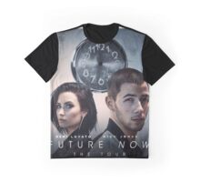 Future Now The Tour 2016 Demi Lovato Nick Jonas AM1 Graphic T-Shirt