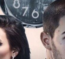 Future Now The Tour 2016 Demi Lovato Nick Jonas AM1 Sticker