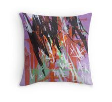 dEaDM Throw Pillow