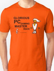 PCMR - Large Unisex T-Shirt