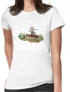 Skywalker Womens Fitted T-Shirt