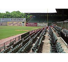 The Old Ballpark 2 Photographic Print