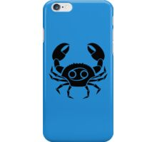 Cancer Crab iPhone Case/Skin