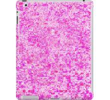 Pink Pixel Massacre iPad Case/Skin