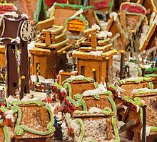 Capt. Cook Gingerbread Village by mikewheels