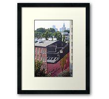 Piano Framed Print