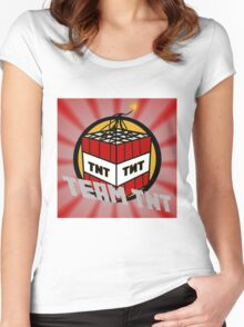 Team TNT Women's Fitted Scoop T-Shirt