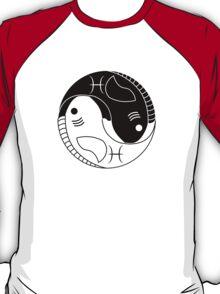Yin Yang Pisces Fish T-Shirt