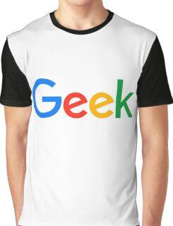 Geek Graphic T-Shirt