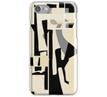 Deconstructed Fragments iPhone Case/Skin
