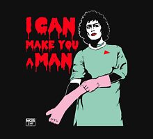I Can Make You A Man Womens Fitted T-Shirt