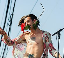 MATTY HEALY - ROSE by elftail
