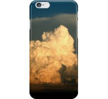 BEAUTIFUL STORM CLOUDS iPhone Case/Skin