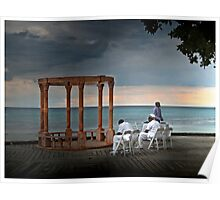 Waiting To Marry, Jamaica Poster