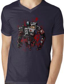 Deathtrap Mens V-Neck T-Shirt