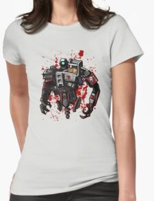 Deathtrap Womens Fitted T-Shirt