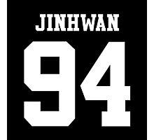 iKON Jinhwan 94 Photographic Print