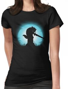 GRAVESTONE GUARDIAN Womens Fitted T-Shirt