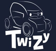 Renault Twizy Kids Tee