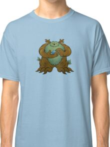 Green Man Classic T-Shirt
