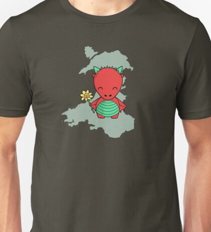 Little Welsh Dragon Unisex T-Shirt