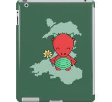 Little Welsh Dragon iPad Case/Skin