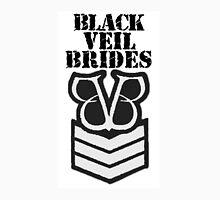 Black Veil Brides Striped Design Unisex T-Shirt