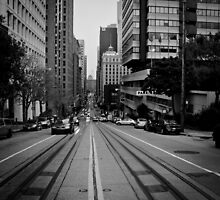 San Francisco by mpogorzelski