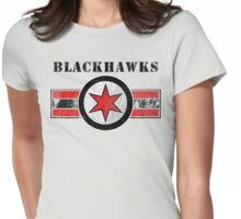 Air Hawks Womens Fitted T-Shirt