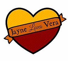 Jayne Loves Vera by TexasMidge