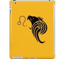 Leo Lion iPad Case/Skin
