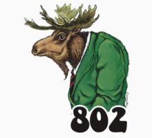 Mooseman 802 by ARTmuffin