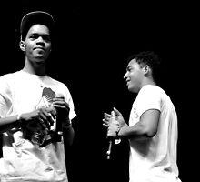 RIZZLE KICKS by partywounds
