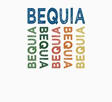 Bequia Cute Colorful Unisex T-Shirt