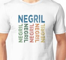 Negril Cute Colorful Unisex T-Shirt