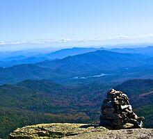 Mount Washington Cairn by blairpjohnson