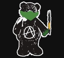 Anarchy Bear by Stevie B
