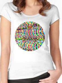 noodles Women's Fitted Scoop T-Shirt