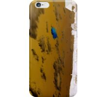 beyond a blue cloud iPhone Case/Skin