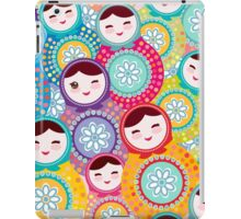 dolls matryoshka iPad Case/Skin